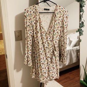 Zara Other - Zara girly floral romper